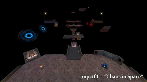mpctf4 - Chaos in Space