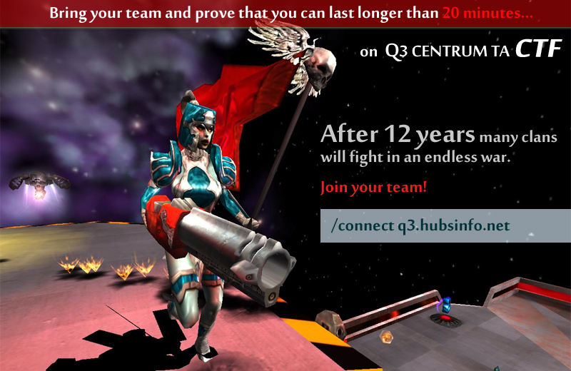 Quake 3 Team Arena Community