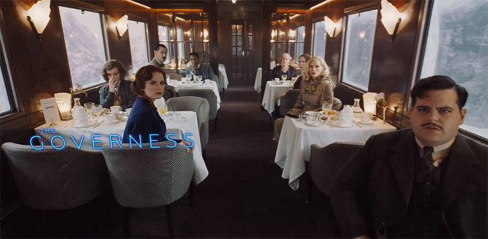 Suspectii din Murder on the Orient Express