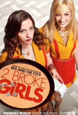 2 Broke Girls - Season 3 (2011)