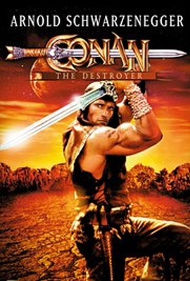Conan the Destroyer (1984)