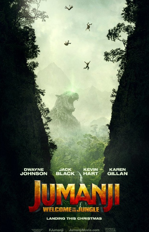 Jumanji - Welcome to the Jungle (2017)