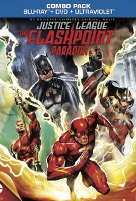 Justice League - The Flashpoint Paradox (2013)