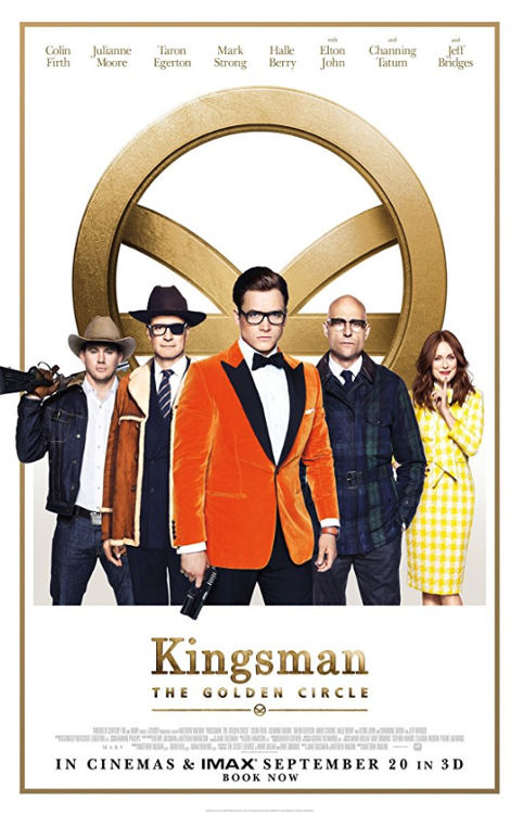 Kingsman - The Golden Circle (2017)