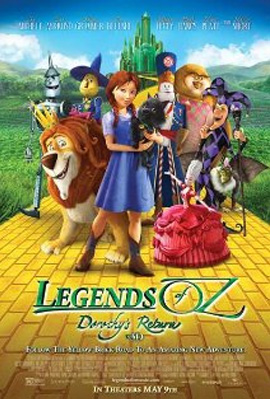 Legends of Oz - Dorothys Return (2014)