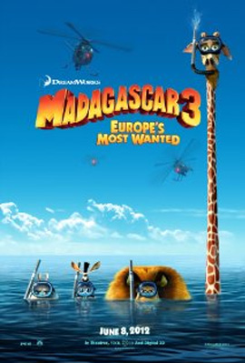 Madagascar 3 - Europes Most Wanted (2012)