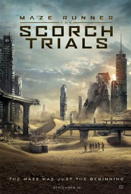 Maze Runner - The Scorch Trials (2015)