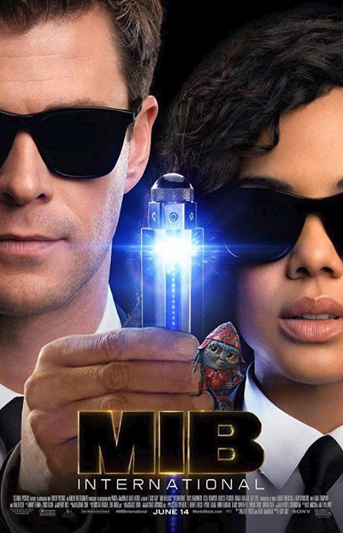 Men in Black - International (2019)