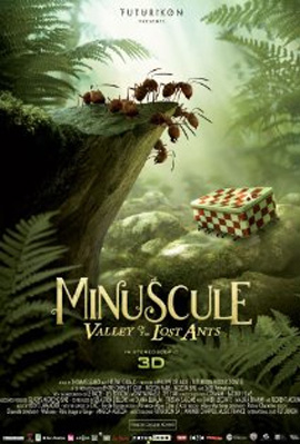 Minuscule - Valley of the Lost Ants (2013)