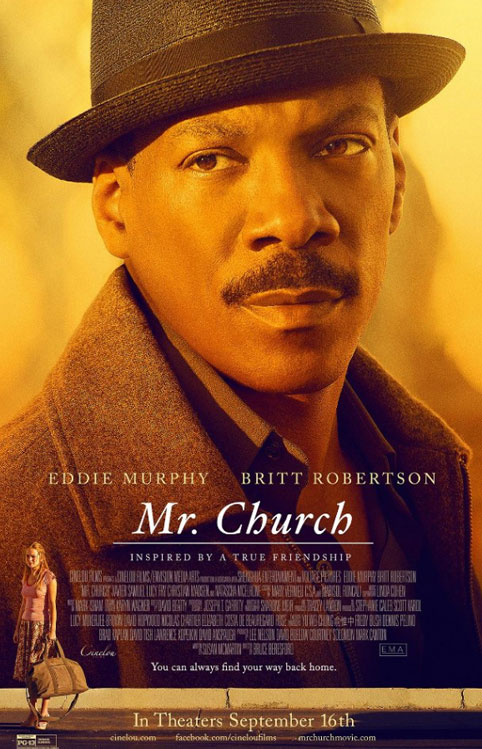 Mr Church (2016)