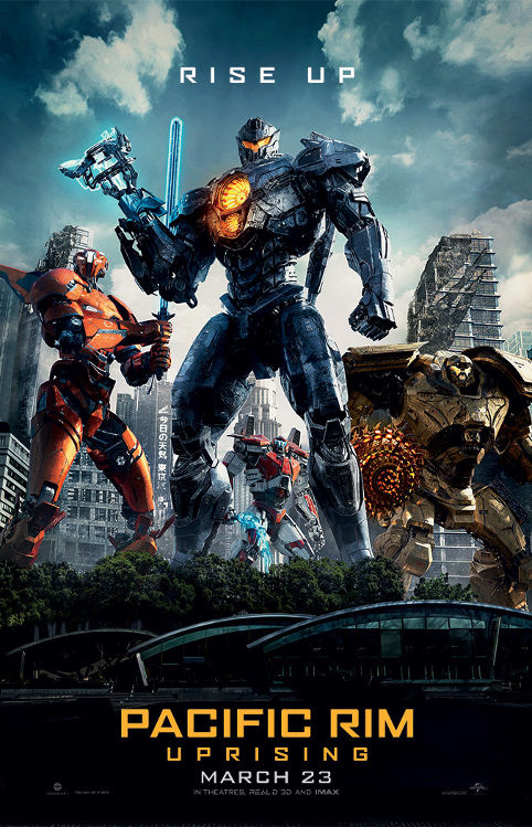 Pacific Rim - Uprising (2018)