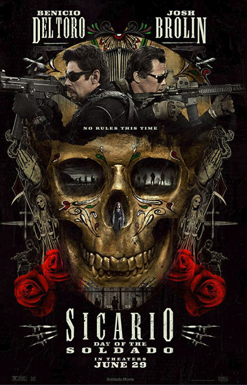 Sicario - Day of the Soldado (2018)