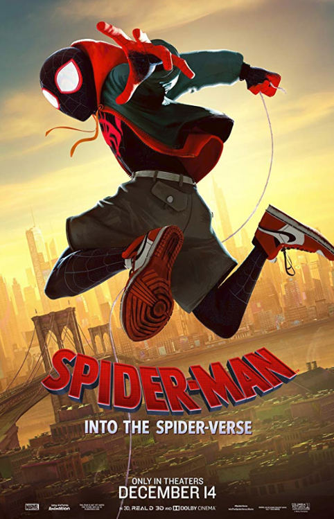 Spider-Man - Into the Spider-Verse (2018)