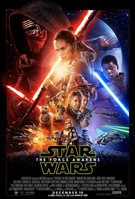 Star Wars - The Force Awakens (2015)