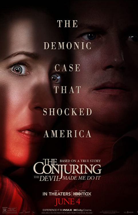 The Conjuring - The Devil Made Me Do It (2021)