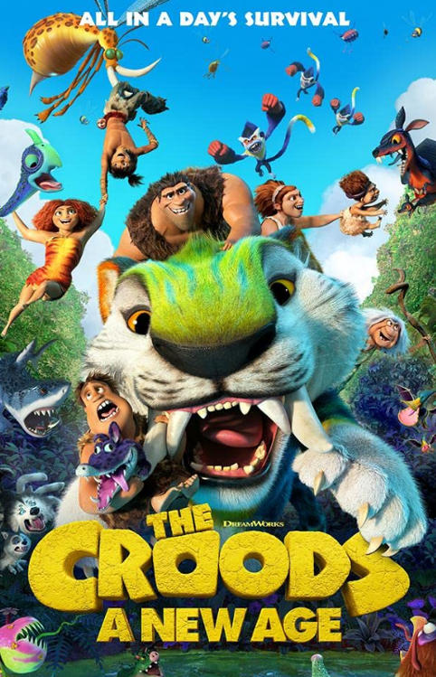 The Croods - A New Age (2020)