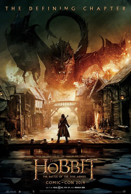 The Hobbit - The Battle of Five Armies (2014)