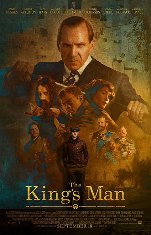 The Kings Man (2021)