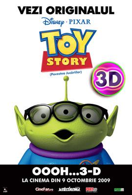 Toy Story: Povestea juc?riilor 3D jucariilor