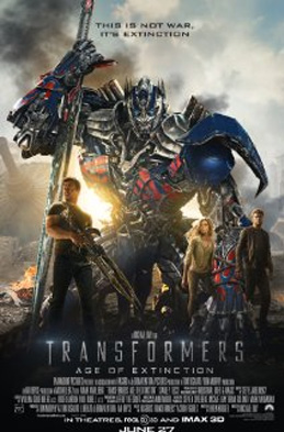 Transformers - Age of Extinction (2014)