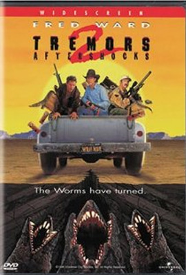 Tremors 2 - Aftershocks (1996)