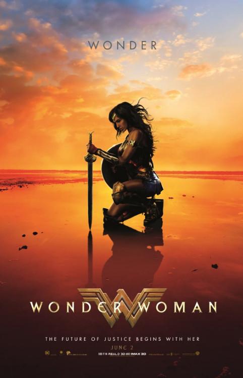 Wonder Woman 2017 (2017)