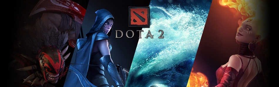 Welcome to Dota 2