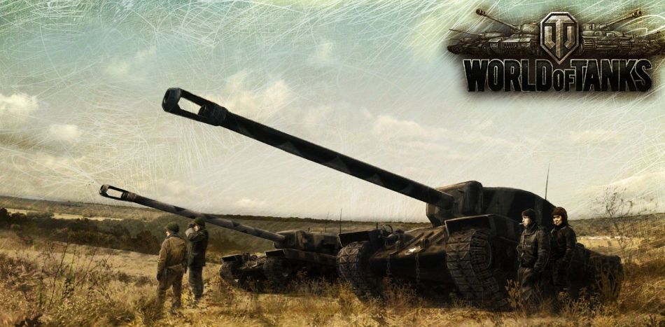 Welcome to World of Tanks
